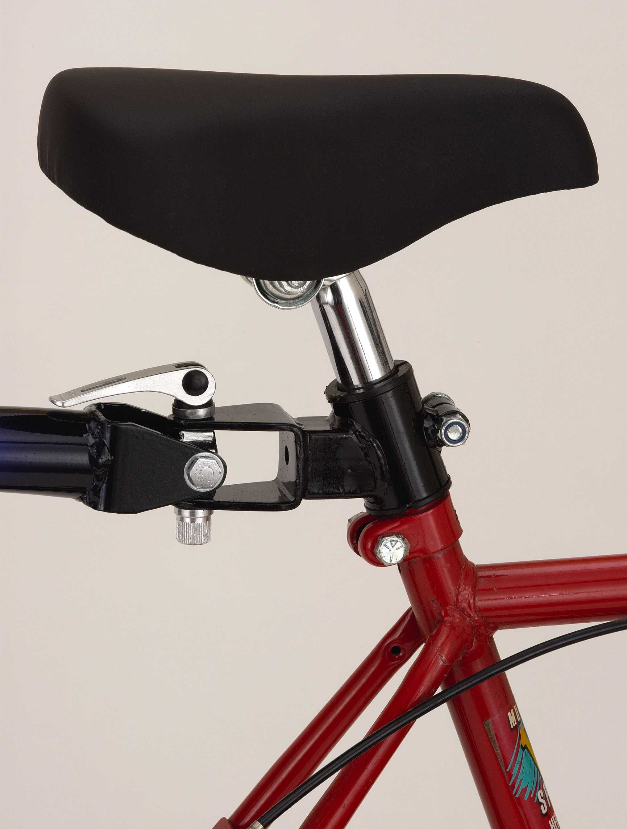 Picture of Recalled Trailer Bike's Universal Joint System