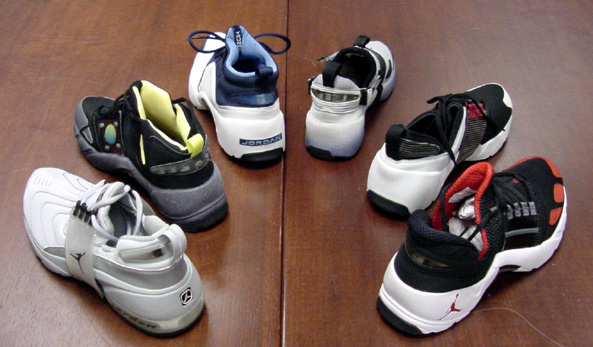Nike Shoe Air Bubble Replacement