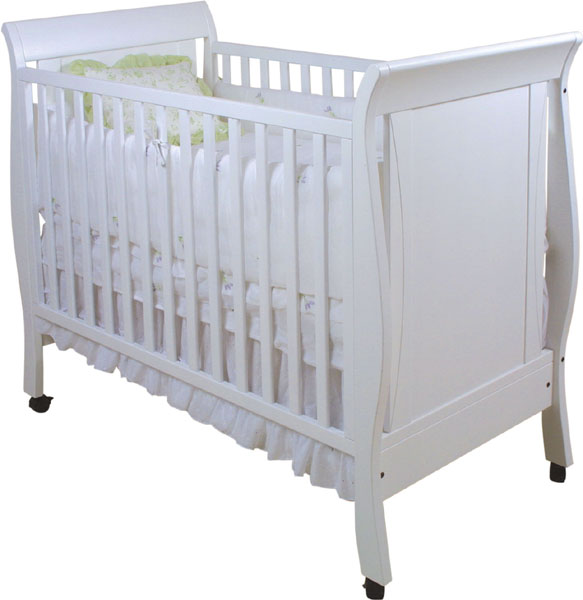 Picture of Recalled Crib