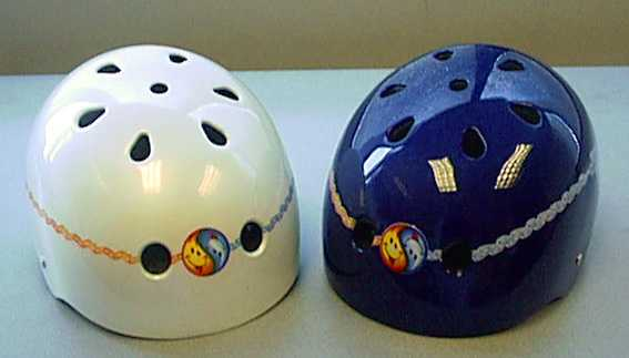 Picture of Recalled Helmets