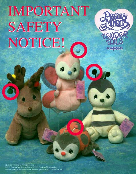 Picture of Precious Moments® Tender Tails® Stuffed Toys