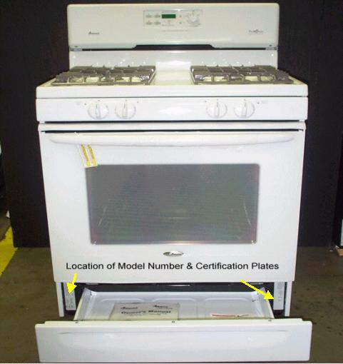 CPSC Maytag Corp Announce Recall To Repair Of Amana Gas