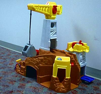 Fisher price construction toys remarkable idea