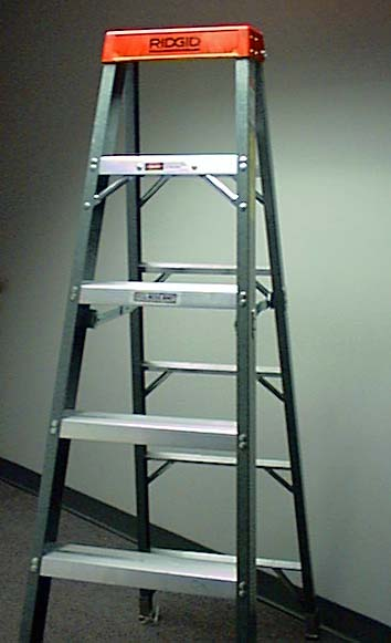 Cpsc Louisville Ladder Announce Recall Of Ridgid