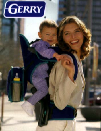 Backpack Baby Carrier