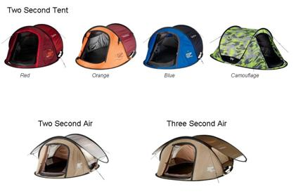 Picture of Recalled Tents and Canopies