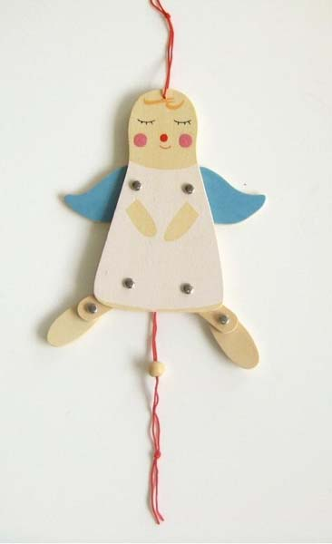 Picture of Recalled Penguin Pull Doll