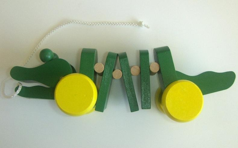 Picture of Recalled Alligator Pull Toy