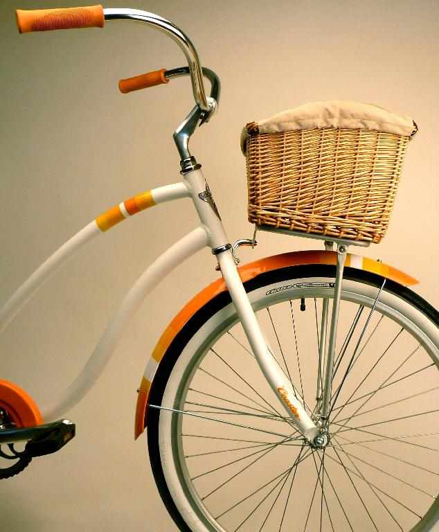Picture of Recalled Bicycle with Basket