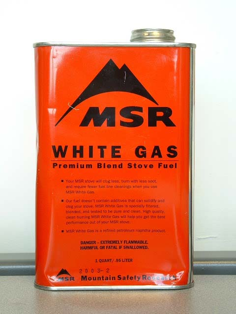 Picture of Recalled Stove Fuel