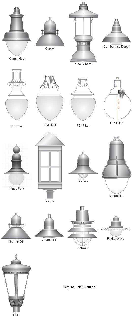 Picture of Recalled Streetlights