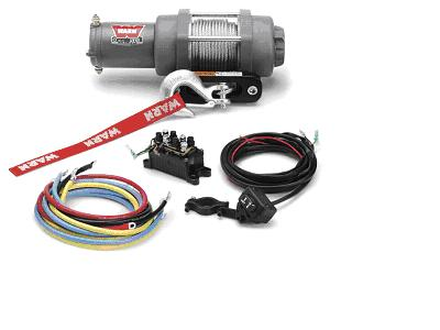 Picture of Recalled Eight-Post ATV Winch Kits