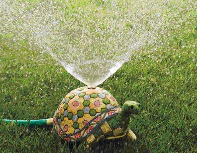 Picture of Recalled Turtle Sprinkler