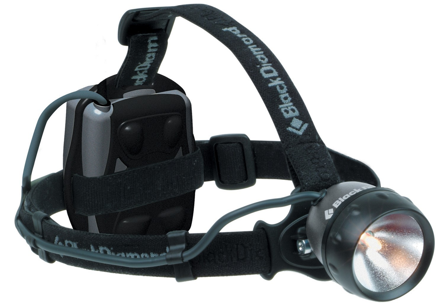 Picture of Recalled Headlamp Batteries