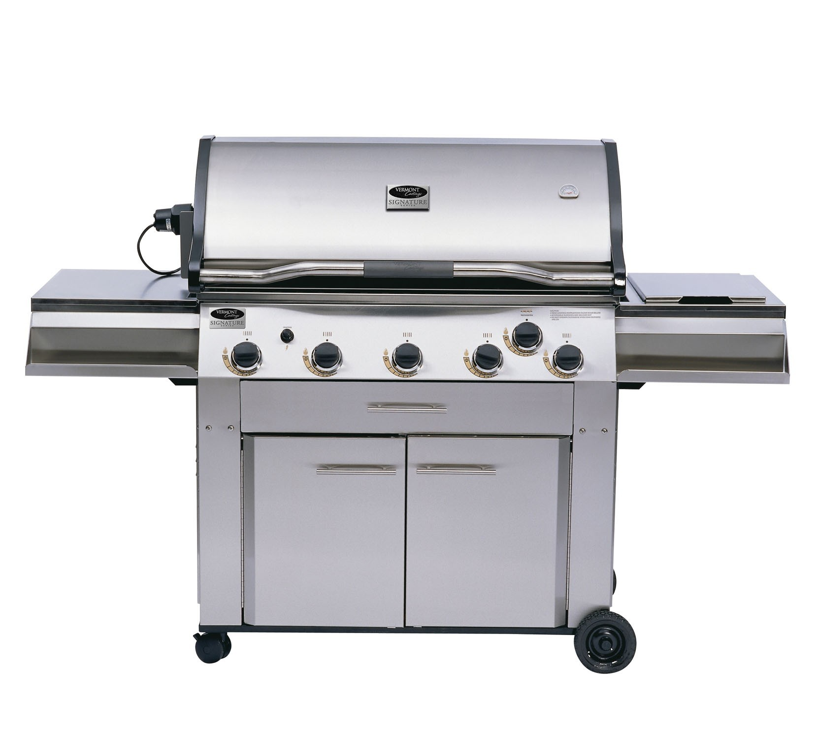 Picture of Recalled Vermont Castings barbeque grills