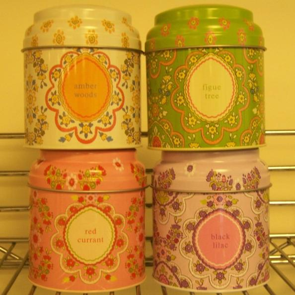 Picture of Recalled Tin Candles