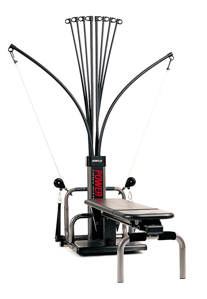 Types Of Bowflex Machines