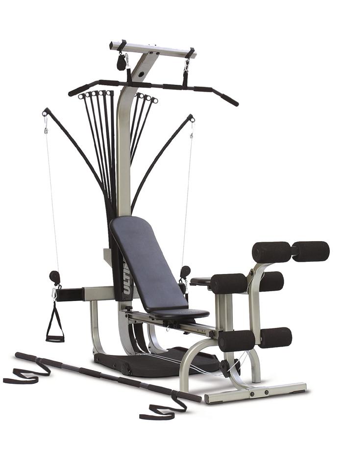bowflex type machine