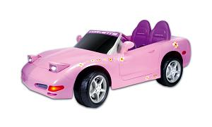Picture of Recalled Battery-Powered Ride-On Vehicle