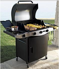 Picture of Recalled BBQ Grill