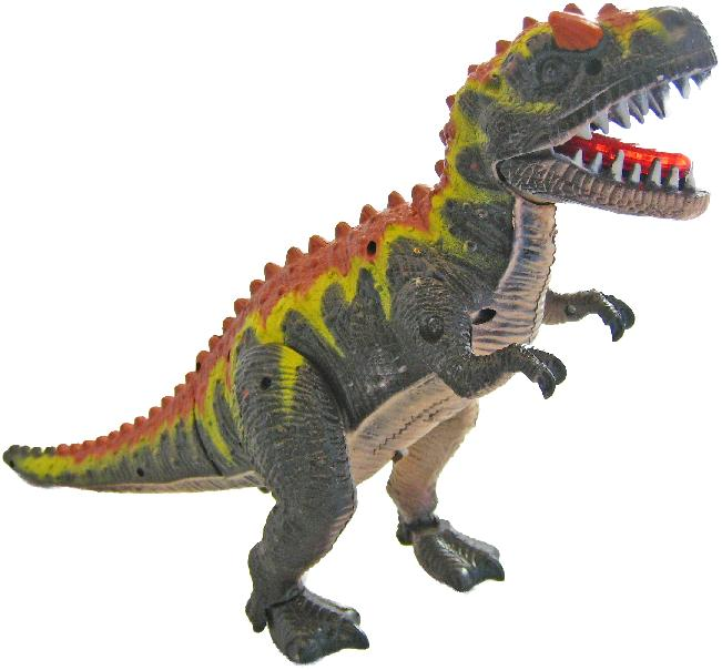 Picture of Recalled Dinosaur Carnotaurus Toy Dinosaur