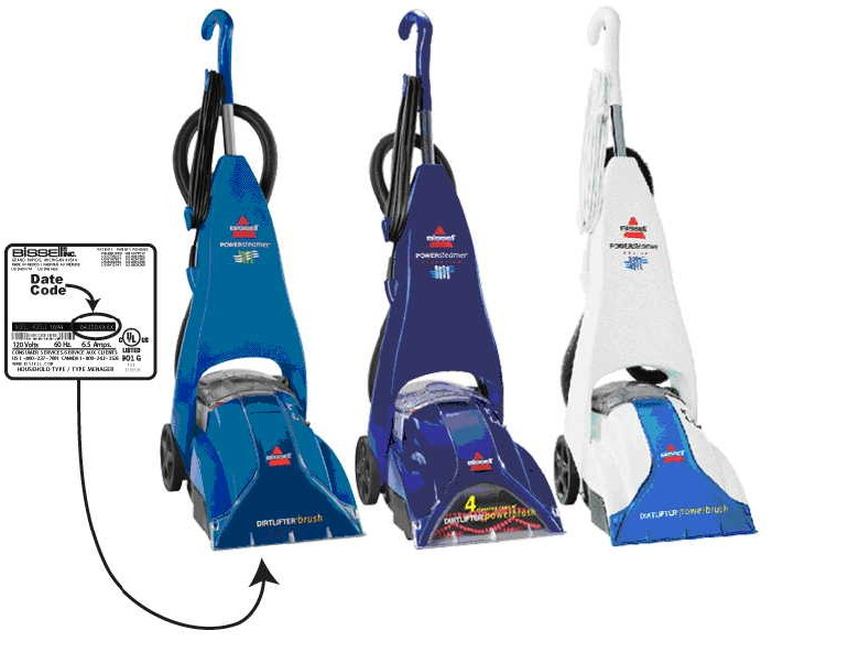 Rug Scrubber Cpsc Bissell Announce Recall To Repair