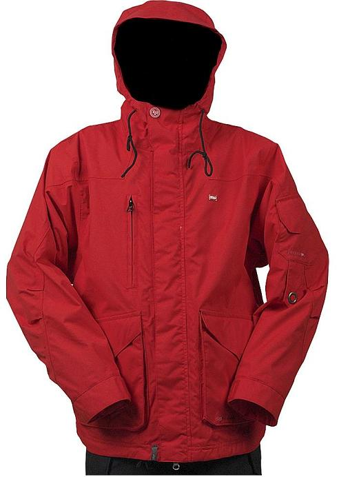 Picture of Recalled Hooded Youth Jacket - Model for Boys