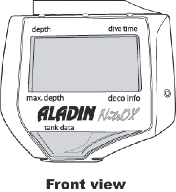 Picture of Recalled dive computer