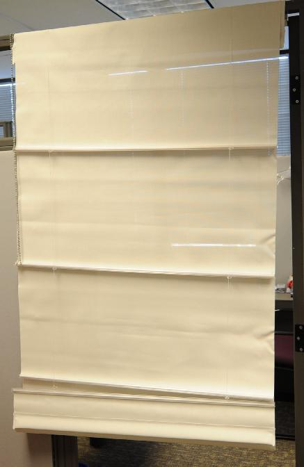 Picture of Recalled Roman Shade