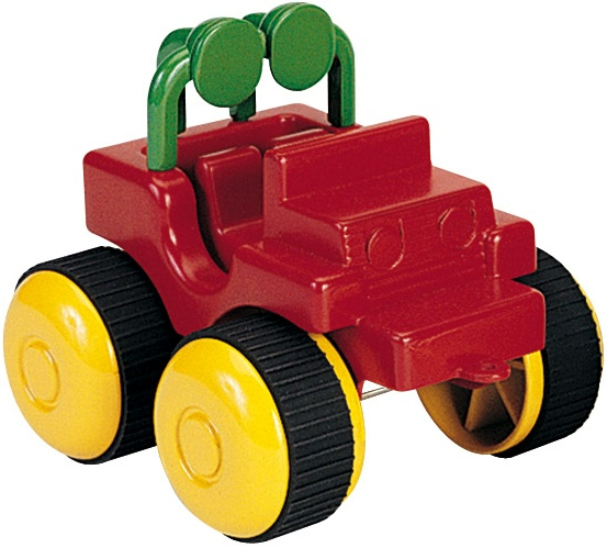 Picture of Recalled Toy Vehicle