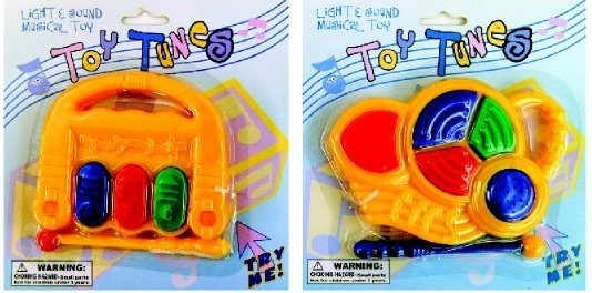Picture of Recalled Musical Toys