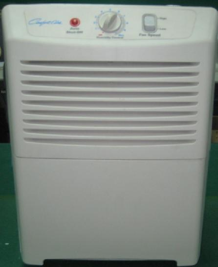 Picture of Recalled Comfort-Aire Portable Dehumidifier