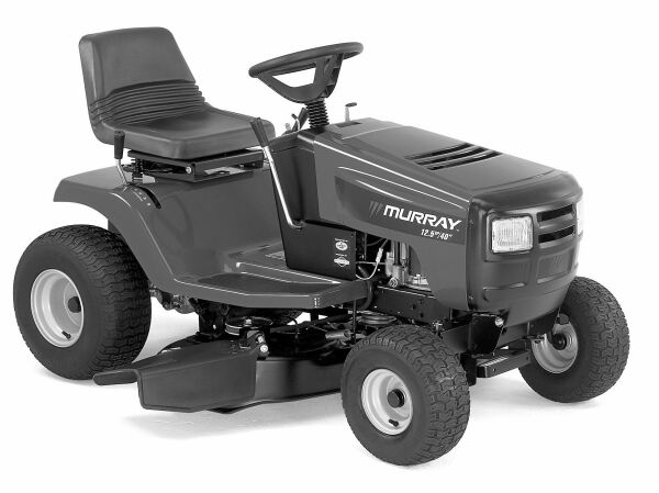 Picture of Recalled Riding Lawn Tractor
