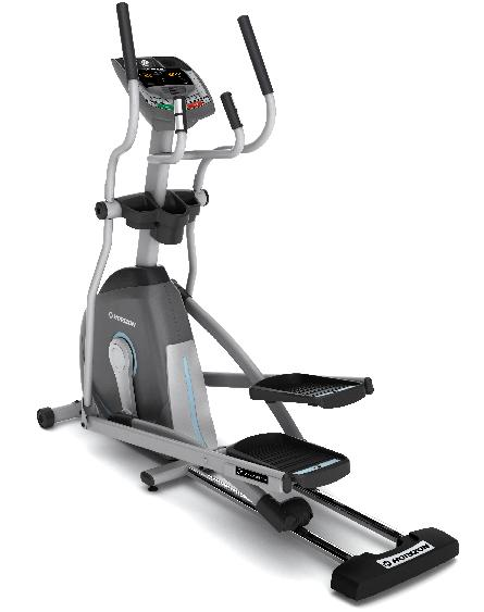Picture of Recalled Horizon EX-58 Elliptical Trainer