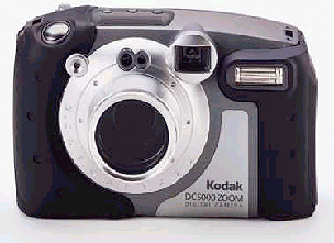 Picture of Recalled Digital Camera
