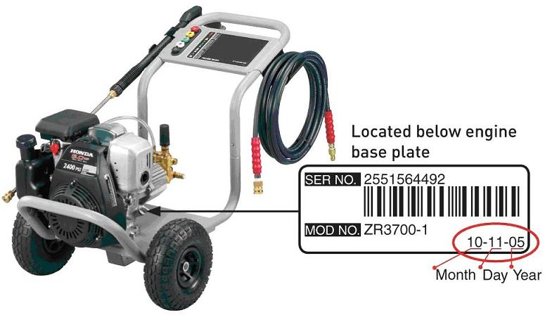 Pressure Washers And Air Compressors Recalled By Devilbiss