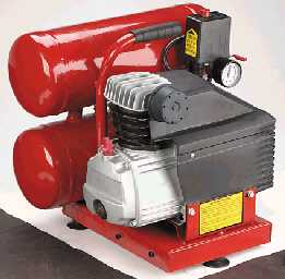 Picture of Recalled Air Compressor