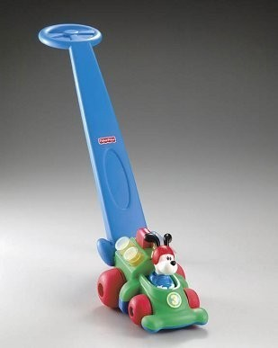 Picture of Recalled Push Toy