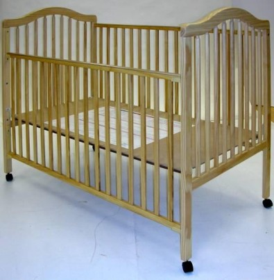 Picture of Recalled Stork Craft Baby Crib