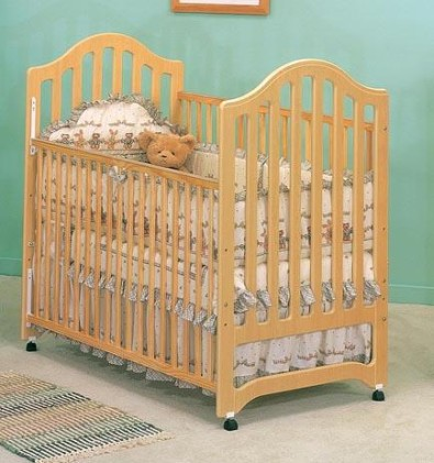 Picture of Recalled Fisher-Price logo Little Dipper Crib