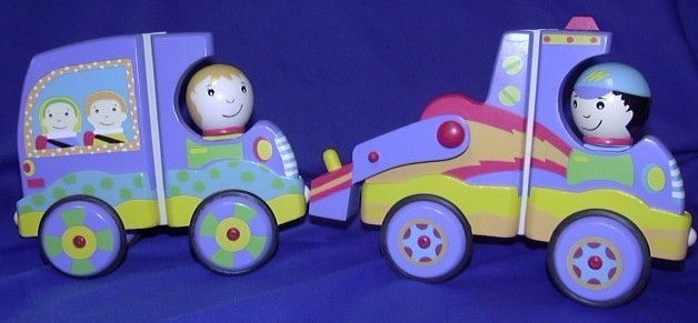 Picture of Recalled Push Toys