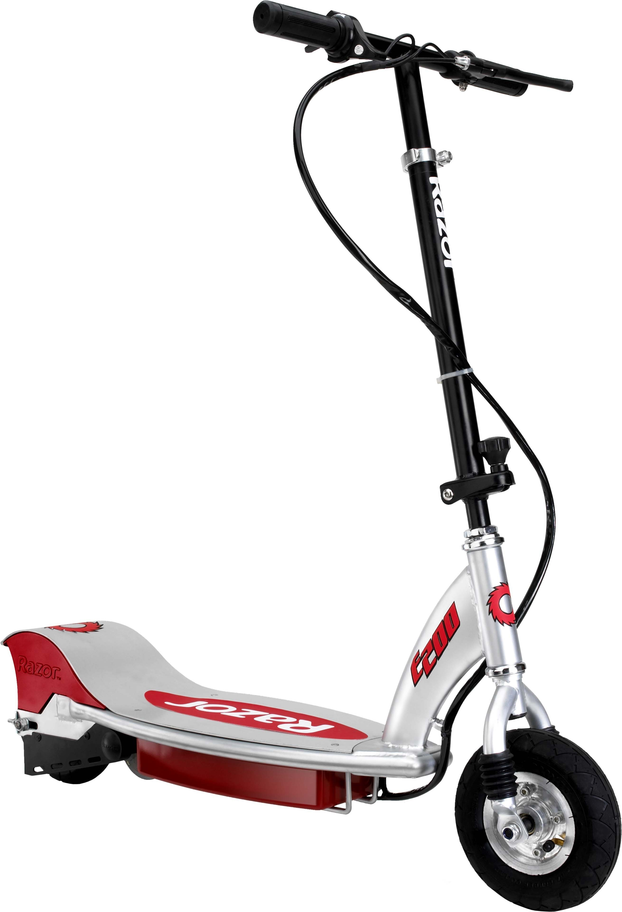 of Electric Scooters Razor Motor Scooter