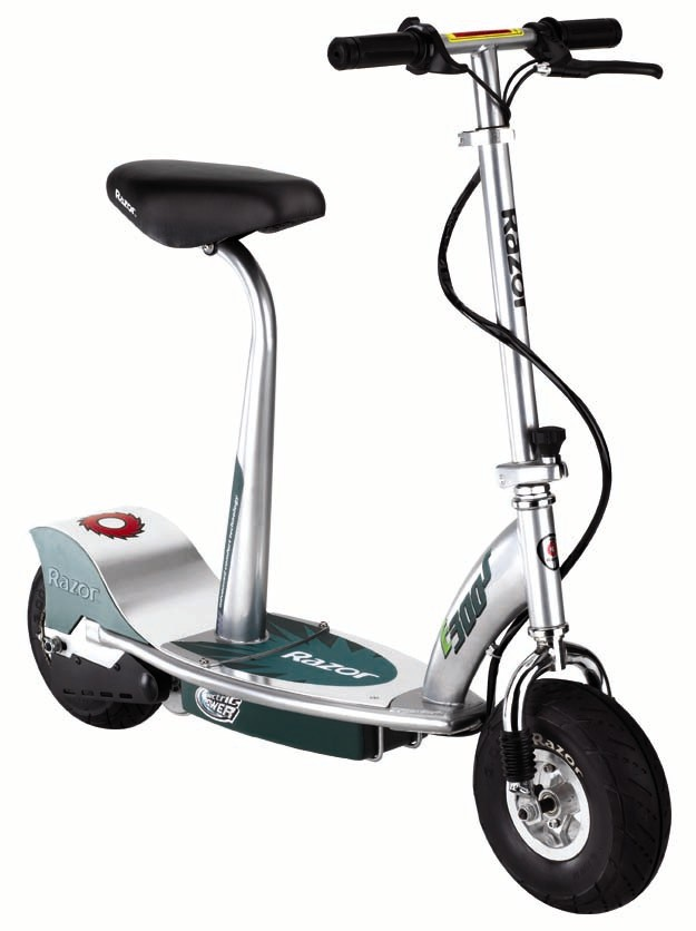 Recalled Electric Scooter Razor Motor Scooter