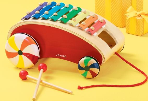 Picture of Recalled Toy Xylophone