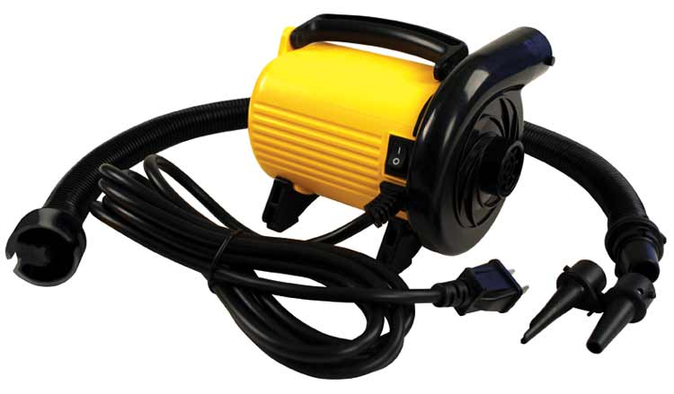 Picture of Recalled Air Pumps