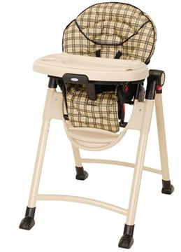 Picture of Recalled Highchairs