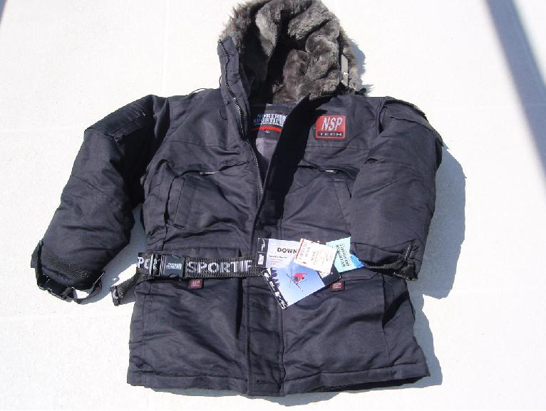 Picture of Recalled Hooded Jacket