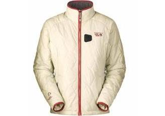 Picture of Recalled Mountain Hardwear Radiance Jacket (Women's Model)