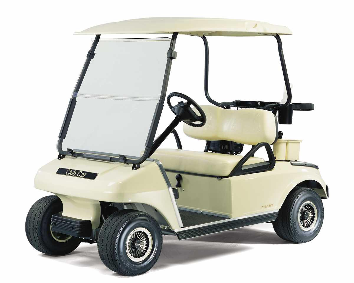 Picture of Recalled Club Car
