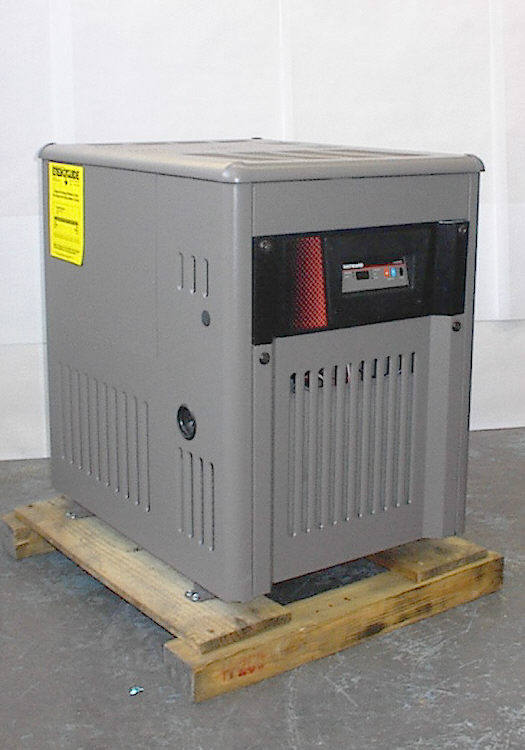 Picture of Recalled Pool Heater